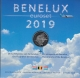 BeNeLux Euro Coinset 2019 - © Coinf