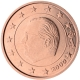 Belgium 1 Cent Coin 2000 - © European-Central-Bank