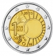 Belgium 2 Euro Coin - 100 Years of Royal Meteorological Institute 2013 - © Michail