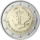Belgium 2 Euro Coin - 75th Anniversary of the Queen Elisabeth Music Contest 2012 - © European Central Bank