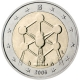 Belgium 2 Euro Coin - Atomium in Brussels 2006 - © European Central Bank