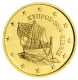 Cyprus 50 Cent Coin 2010 - © Michail