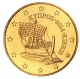 Cyprus 50 Cent Coin 2014 - © Michail