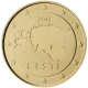 Estonia 10 Cent Coin 2011 - © European Central Bank