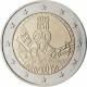 Estonia 2 Euro Coin - 150th Anniversary of the First Estonian Song Festival 2019 - © European Central Bank