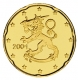 Finland 20 Cent Coin 2001 - © Michail