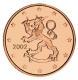 Finland 5 Cent Coin 2002 - © Michail