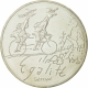 France 10 Euro Silver Coin - Values ​​of the Republic - Equality - Spring 2014 - © NumisCorner.com