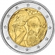 France 2 Euro Coin - 100th Anniversary of the Death of Auguste Rodin 2017 - © Michail