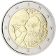 France 2 Euro Coin - 100th Anniversary of the Death of Auguste Rodin 2017 - © European Central Bank