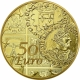 France 50 Euro Gold Coin - The Sower - The Teston 2016 - © NumisCorner.com