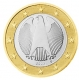 Germany 1 Euro Coin 2003 D - © Michail