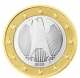 Germany 1 Euro Coin 2008 D - © Michail