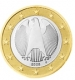 Germany 1 Euro Coin 2008 F - © Michail