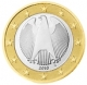 Germany 1 Euro Coin 2010 G - © Michail