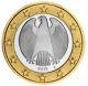 Germany 1 Euro Coin 2015 A - © Michail