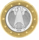 Germany 1 Euro Coin 2016 A - © Michail