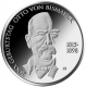 Germany 10 Euro Commemorative Coin - 200th Anniversary of the Birth of Otto von Bismarck 2015 - Brilliant Uncirculated - © Zafira