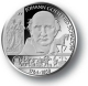 Germany 10 Euro Commemorative Coin - 250th Anniversary of the Birth of Johann Gottfried Schadow 2014 - Brilliant Uncirculated - © Zafira