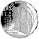 Germany 10 Euro commemorative coin 100 years of German National Library 2012 - Brilliant Uncirculated - © Zafira