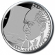 Germany 10 Euro commemorative coin 150th Anniversary of the birth of Gerhart Hauptmann 2012 - Brilliant Uncirculated - © Zafira