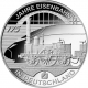Germany 10 Euro silver coin 175 years railway in Germany 2010 - Brilliant Uncirculated - © Zafira