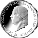 Germany 10 Euro silver coin 200. birthday of Robert Schumann 2010 - Brilliant Uncirculated - © Zafira