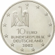 Germany 10 Euro silver coin Art Exhibition documenta in Kassel 2002 - Brilliant Uncirculated - © NumisCorner.com
