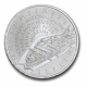 Germany 10 Euro silver coin Museum Island Berlin 2002 - Brilliant Uncirculated - © bund-spezial