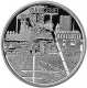Germany 10 Euro silver coin Ruhr industrial landscape 2003 - Brilliant Uncirculated - © Zafira
