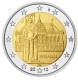 Germany 2 Euro Coin 2010 - Bremen - City Hall and Roland - J - Hamburg - © Michail