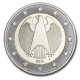 Germany 2 Euro Coin 2010 F - © bund-spezial