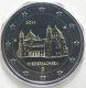 Germany 2 Euro Coin 2014 - Lower Saxony - St. Michaels Church Hildesheim - D - Munich Mint - © eurocollection.co.uk