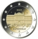 Germany 2 Euro Coin 2019 - 70 Years Since the Constitution of the Federal Council - Bundesrat - G - Karlsruhe - © European Union 1998–2019