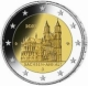 Germany 2 Euro Coin 2021 - Saxony-Anhalt - Cathedral of Magdeburg - D - Munich Mint - © European Union 1998–2021