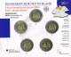 Germany 2 Euro Coins Set 2014 - Lower Saxony - St. Michaels Church Hildesheim - Brilliant Uncirculated - © Zafira