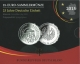 Germany 25 Euro Silver Coin - 25 Years of German Unity 2015 - D - Munich - Proof - © Coinf