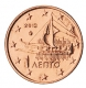 Greece 1 Cent Coin 2013 - © Michail