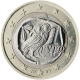 Greece 1 Euro Coin 2003 - © European Central Bank