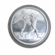 Greece 10 Euro silver coin XXVIII. Summer Olympics 2004 in Athens - Javelin 2003 - © bund-spezial