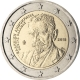 Greece 2 Euro Coin - 75th Anniversary of the Death of Kostis Palamas 2018 - © European Central Bank
