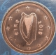 Irland 1 Cent Münze 2019 - © eurocollection.co.uk