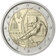 Italy 2 Euro Coin - XX. Olympic Winter Games in Turin 2006 - © European Central Bank