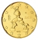 Italy 20 Cent Coin 2002 - © Michail
