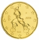 Italy 20 Cent Coin 2014 - © Michail