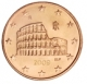 Italy 5 Cent Coin 2009 - © Michail