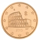 Italy 5 Cent Coin 2015 - © Michail