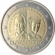 Luxembourg 2 Euro Coin - 100th Anniversary of Grand Duchess Charlotte's Accession to the Throne 2019 - © European Central Bank