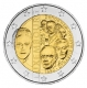 Luxembourg 2 Euro Coin - 125th Anniversary of the House of Nassau-Weilburg 2015 - © Michail
