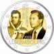 Luxembourg 2 Euro Coin - 175th Anniversary of the Death of the Grand Duke Guillaume I. 2018 - © European Union 1998–2019